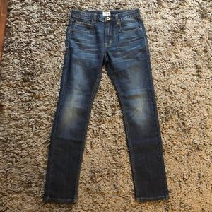 Hudson boy's jeans size size 12